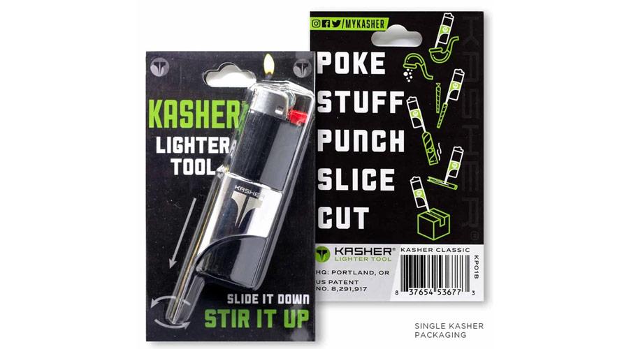 Kasher lighter tool