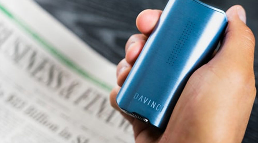 Davinci IQ 2 vaporizer review