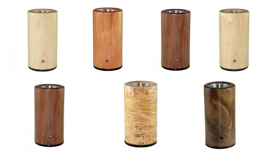 ENano Vaporizer Wood Options