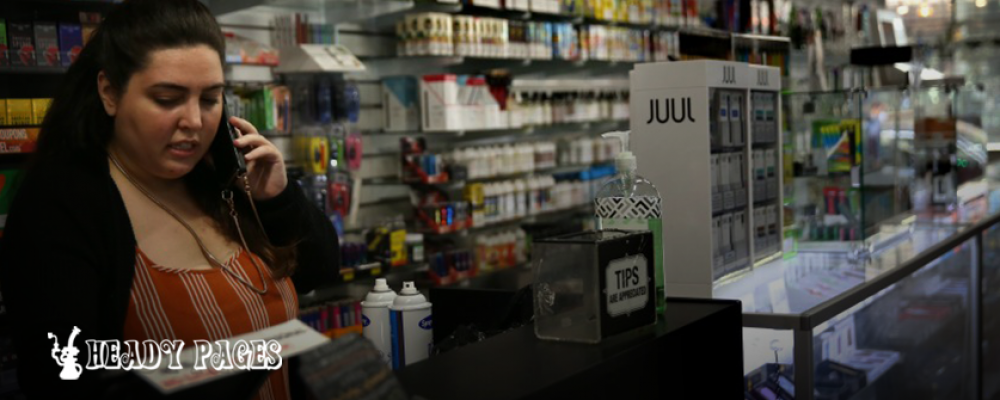 L.A Smoke Shop Owner in Legal Entanglement for Breaking Stay-At-Home Order