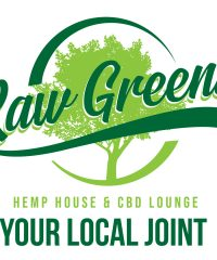 Raw Greens CBD