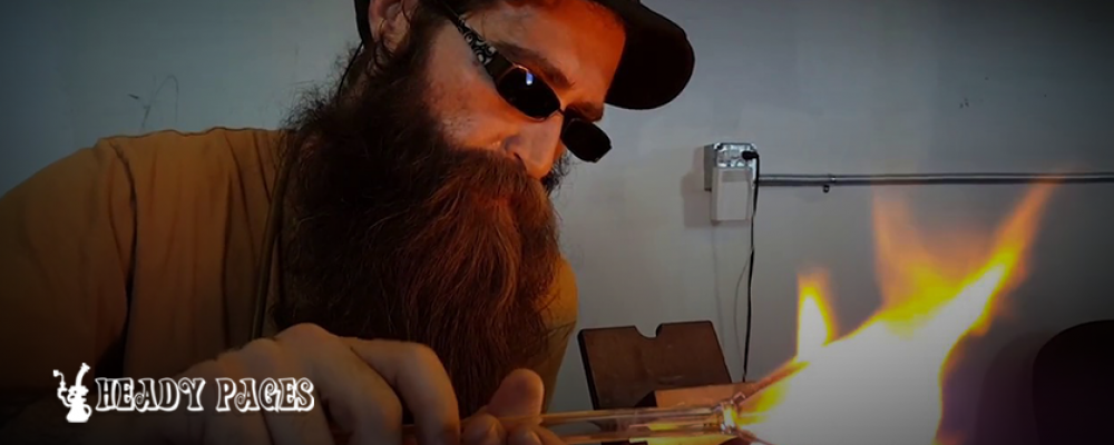 In The Studio: Glass Blowing with Hamstafam