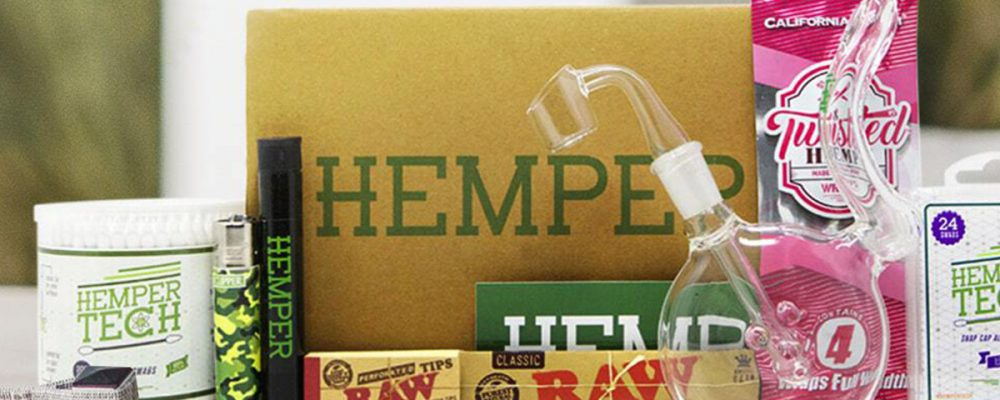 The Hemper Box: Product Review