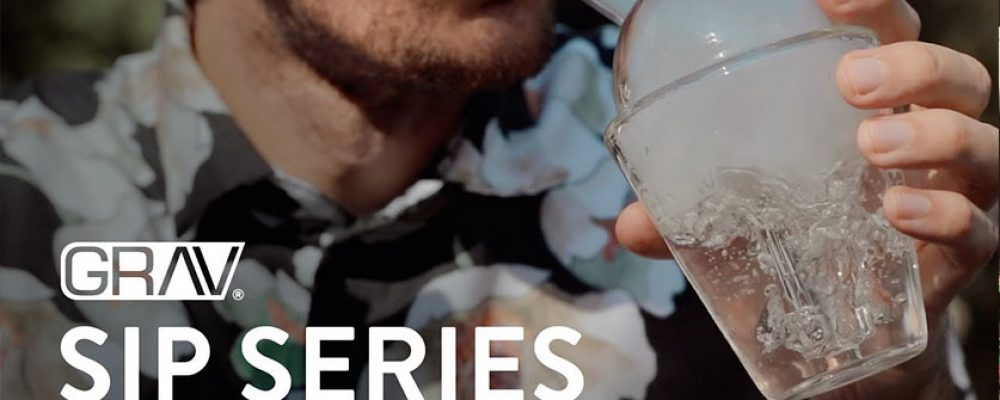 """GRAV's """"Sip Series"""" Bubbler Collection Is Inspired by Your Favorite Drinks"""