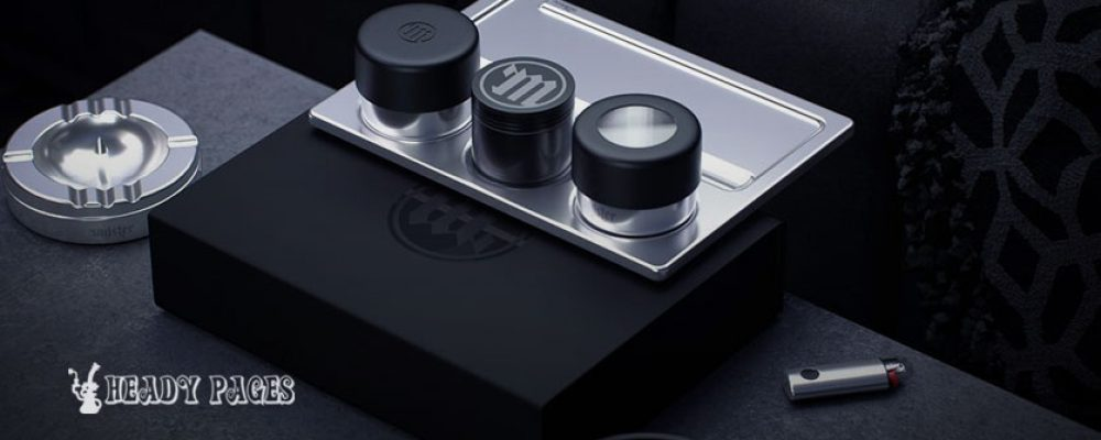The Stashtray by Myster: Product Review