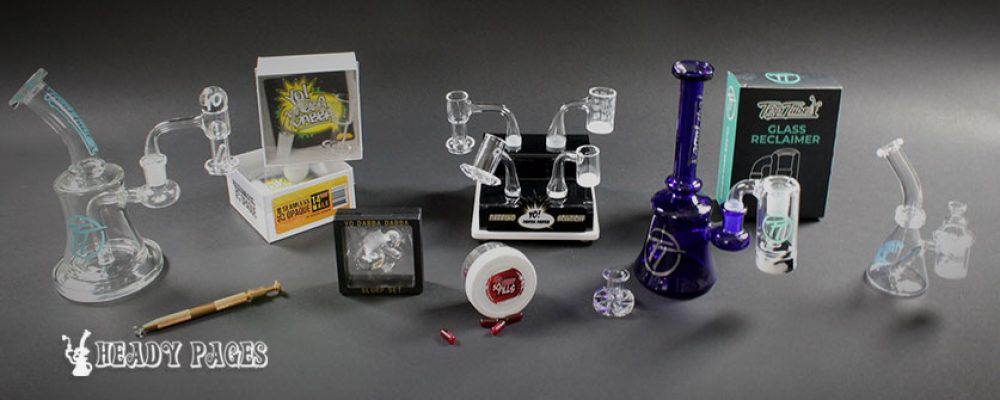 Make Sure Your Smoke Shop Is Stocked Up with These Dabbing Essentials for 7/10